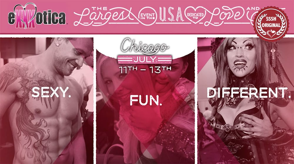 Angie Rowntree speaks at Exxxotica