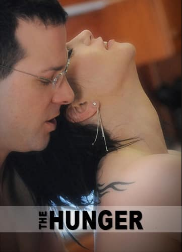 Movie DVD Cover - The Hunger - Eric and Jada Sinn