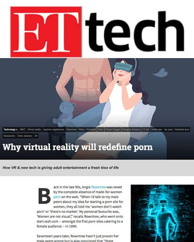 Virtual Reality, Porn for Women