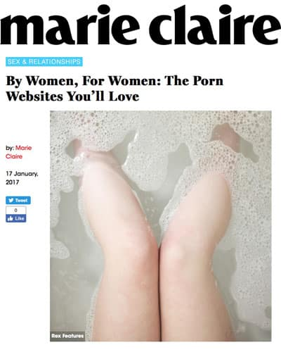 Marie Claire--By Women For Women