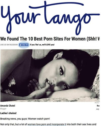 Best Porn Sites For Women