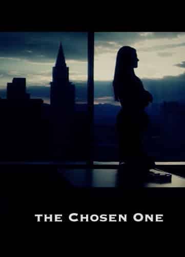 Chosen One - Silhouette of an empowered strong women