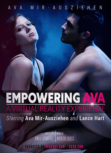 Empowering Ava A Virtual Reality Experience with Ava Mir Ausziehen and Lance Hart