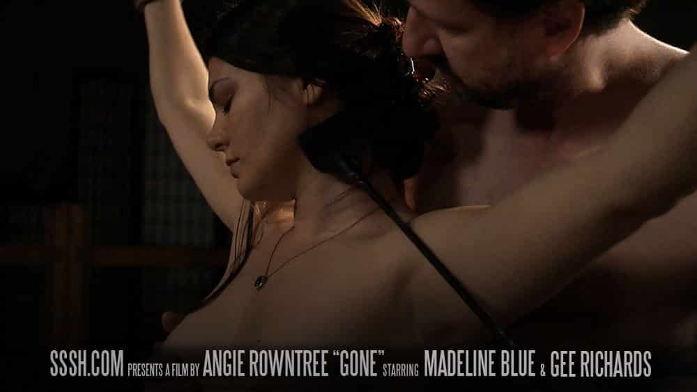 GONE erotic movie poster